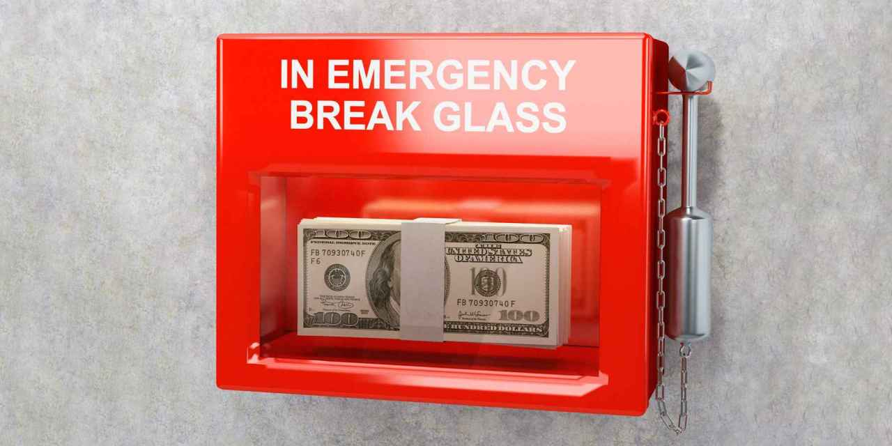 How Much Should You Put In An Emergency Fund?