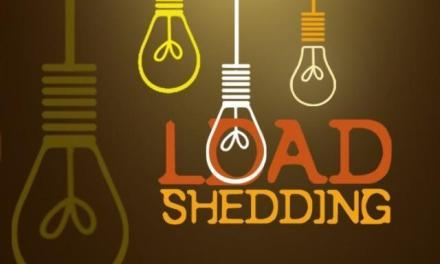 Load-shedding coming back!