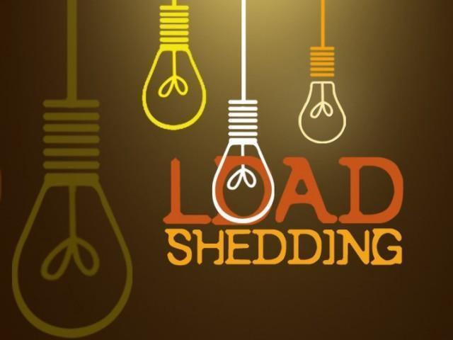 Load-shedding coming back!