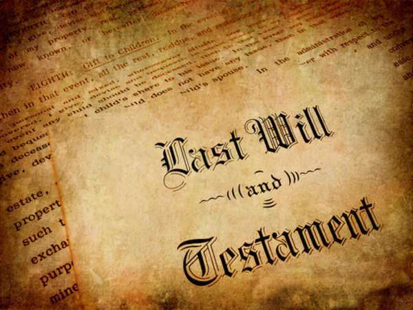 Why Every Entrepreneur Needs A Will