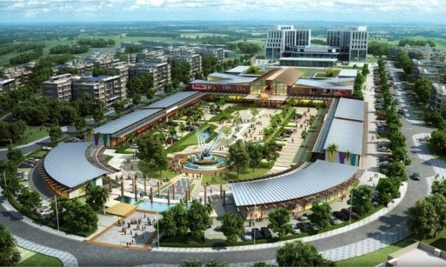 New green city for Rwanda, Airline tackles waste and more!