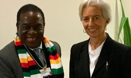IMF boss approves Zimbabwe Staff Monitored Programme