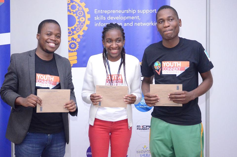 The Youth Connekt Zimbabwe Startup Tour Bus
