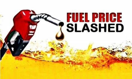ZERA reduces fuel prices