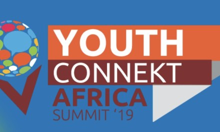 Team Zimbabwe Shines During The 2019 YouthConnekt Africa Summit