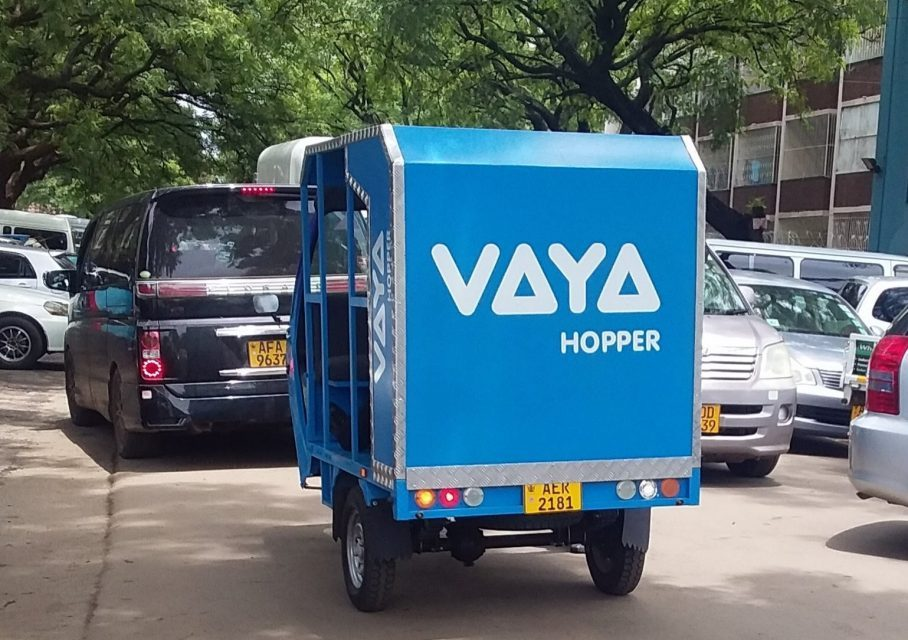 Vaya Working On Rolling Out The Vaya Hopper Service