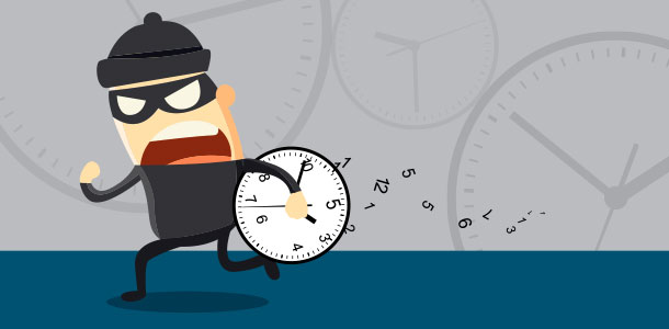 7 deadly sins of time management