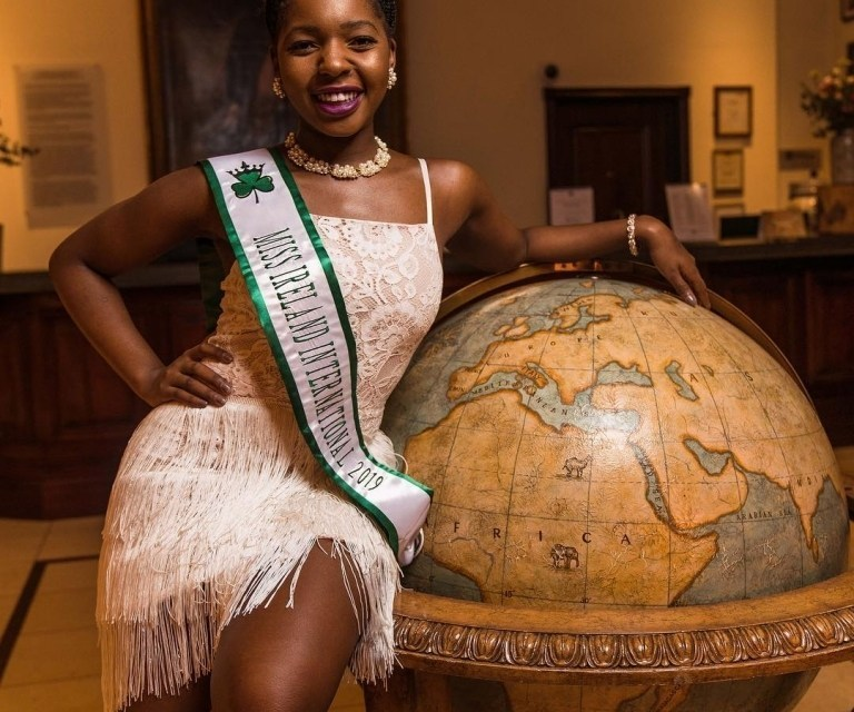 Blessing Mutamba (Miss Ireland International 2019) Successfully Holds Her Zimbabwe Homecoming Tour