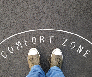 Three successful entrepreneurs who never really left their comfort zones