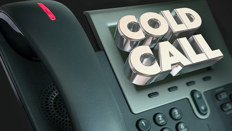 Improve your cold calling success