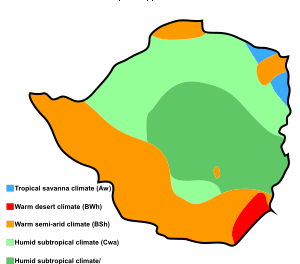 Natural Farming Regions In Zimbabwe