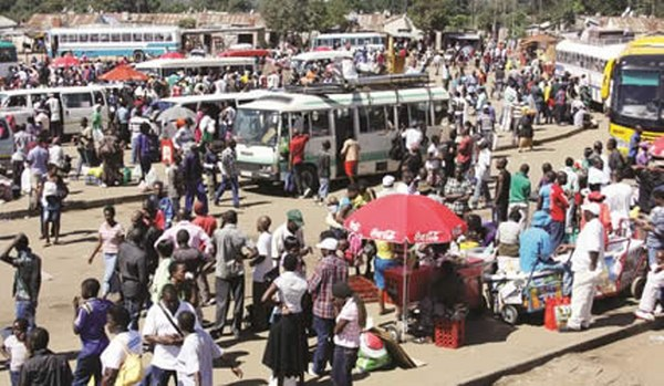Mbare Musika Bus Terminus Closed for Renovations