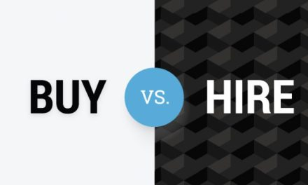 Hiring vs Buying Equipment for your startup business