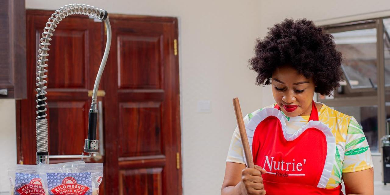 Nutrie Foods: Woman-led natural food manufacturer