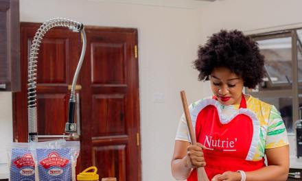 Nutrie Foods: Woman-led natural food manufacturer