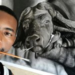 Shanfield Mcleish Moyo – An Art Entrepreneur