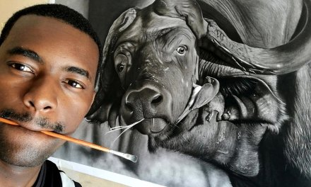 Shanfield Mcleish Moyo – An Art Entrepreneur