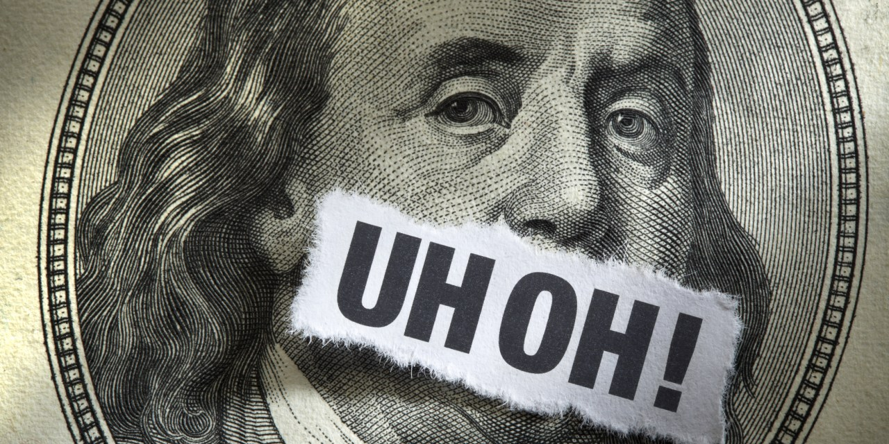 The biggest mistake in personal finance: Throwing money at problems