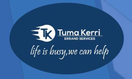Tuma Kerri – A Errand Business Service