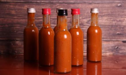 Chilli sauce making business idea for Zimbabwe