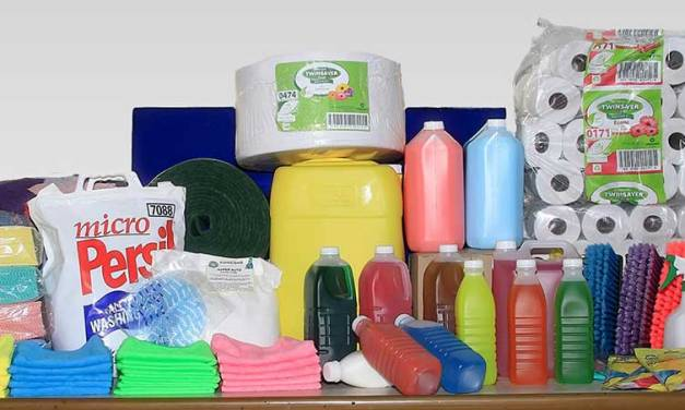 Cleaning products subscription box business idea for Zimbabwe