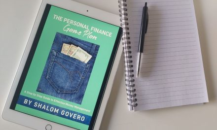 The Personal Finance Game Plan – Book review and giveaway!