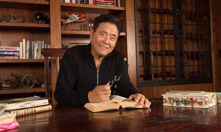 Top 10 books by Robert Kiyosaki