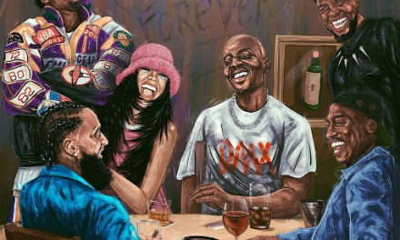 Nyasha 'Hulio Draws' Warambwa Making Global Waves In Art
