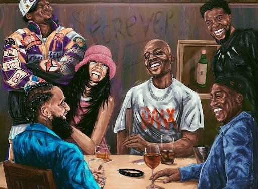 Nyasha 'Huliodraws' Warambwa Making Global Waves In Art