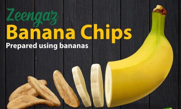 Richard Zengeni's Zeengaz Banana Chips: Perfect Example Of Value Addition In Zimbabwe