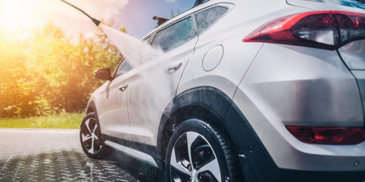 Starting a Car Wash Business Plan (PDF)