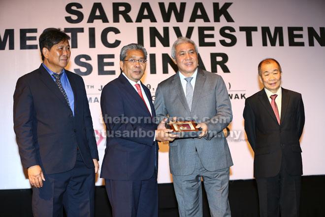 Sarawak dijamin tidak akan muflis dalam tiga tahun