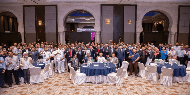 ACADEMIC VISIT TO IMM INTERNATIONAL APPLIED VIBRATION CONFERENCE (IAViC) 2019