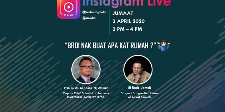 INSTAGRAM LIVE: COVID-19 Impact and Youth