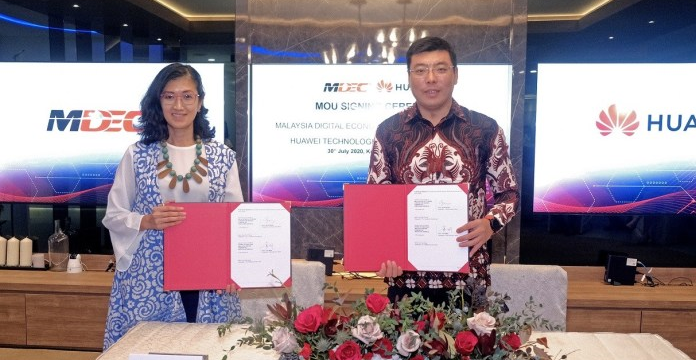 MDEC partners with Huawei to spearhead Malaysia as ASEAN Digital Hub