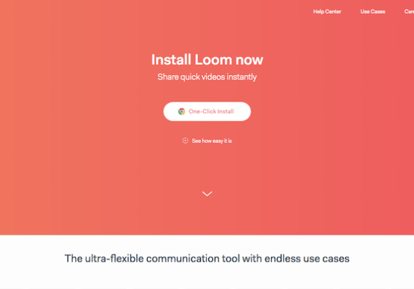 loom screen recorder