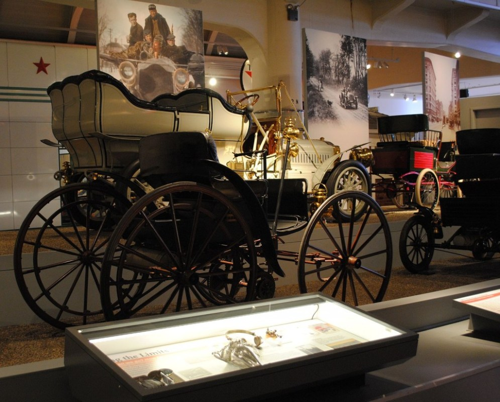 Henry-Ford-Thomas-Flyer-Exhibit