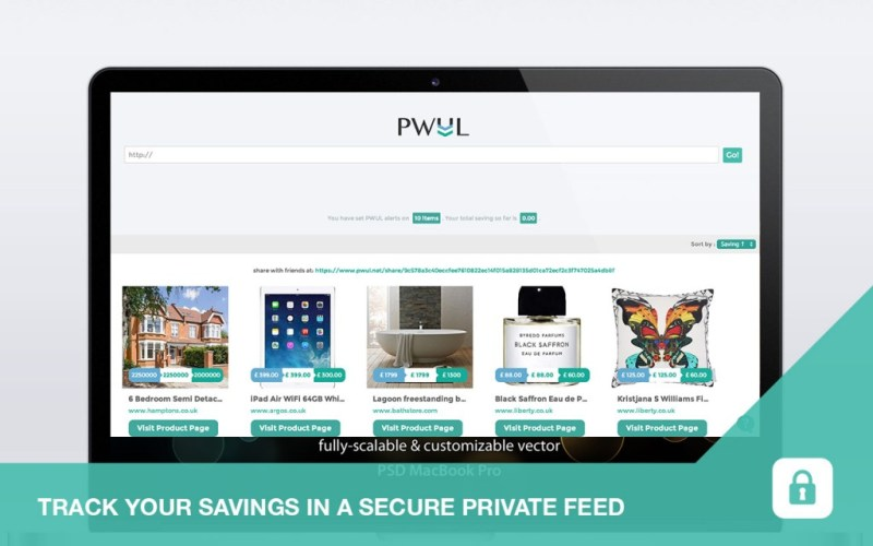 PWUL Lets Your Shop Smart!