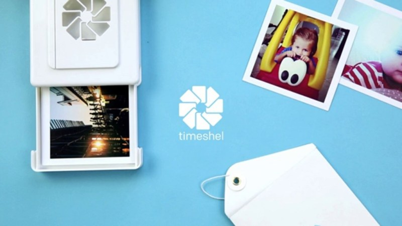 timeshel Lets You Tell Your Story Through Printed Photos!