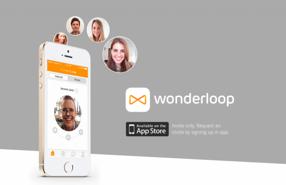 Wonderloop iphone app