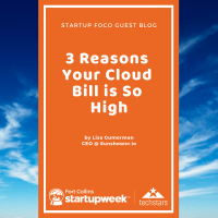 3 reasons your cloud bill is so high