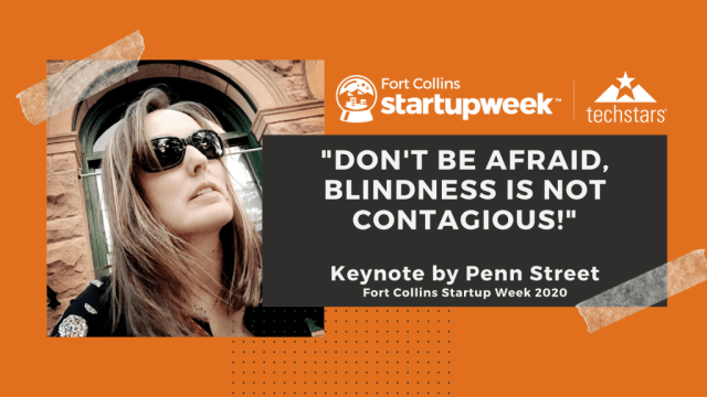 Blindness Isn't Contagious by Penn Street