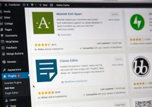11 Essential WordPress Plugins for Your Website