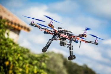 """""""Drone""""ların Hukuki Durumu"""