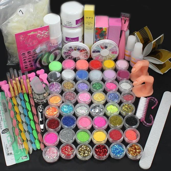 Nails Kit Supplies Best 2018