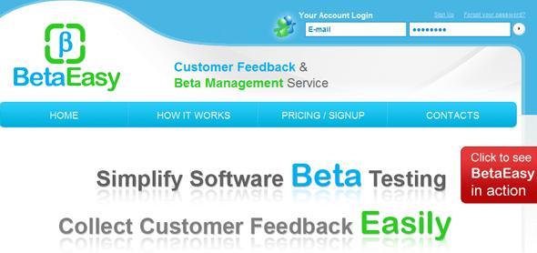 BetaEasy - Featured on StartUpLift