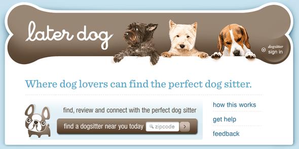 LaterDog - Featured on StartUpLift