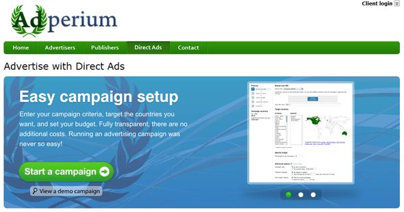 Adperium - Featured on StartUpLift