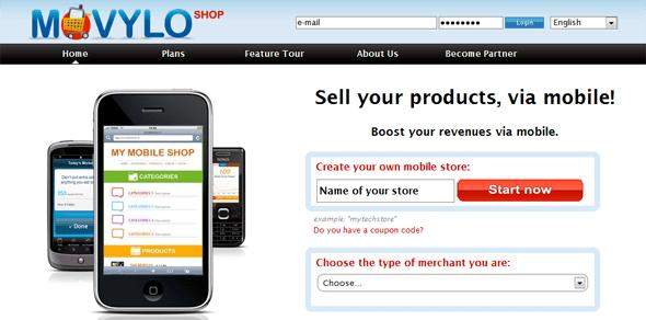 MovyloShop - Startup Featured on StartUpLift