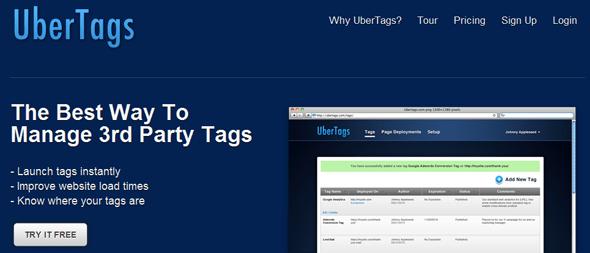 Ubertags - Startup Featured on StartUpLift